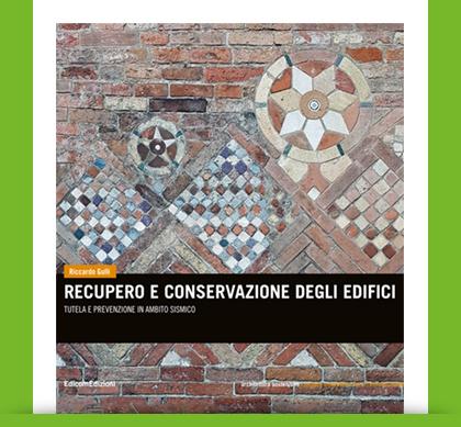 copertina volume Recupero e conservazione degli edifici