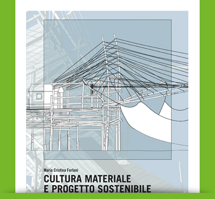 copertina volume Cultura materiale e progetto sostenibile